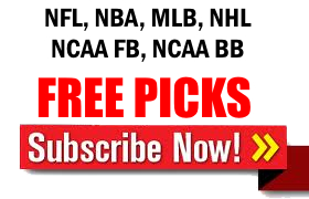 GET FREE PICKS NOW! SUBSCRIBE!